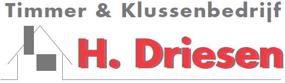 Timmer- en Klussenbedrijf H. Driesen
